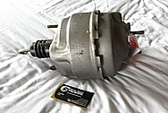 Ford Mustang Steel Brake Booster BEFORE Chrome-Like Metal Polishing and Buffing Services / Restoration Services