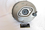 Chevy Monte Carlo Brake Booster BEFORE Chrome-Like Metal Polishing and Buffing Services