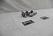 Toyota Supra 2JZ-GTE Aluminum Brake Master Cylinder BEFORE Chrome-Like Metal Polishing - Aluminum Polishing