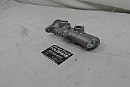 1993 - 1998 Toyota Supra Aluminum Brake Master Cylinder BEFORE Chrome-Like Metal Polishing and Buffing Services / Restoration Services - Aluminum Polishing Services