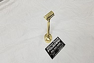 Brass High Quality Shavers AFTER Chrome-Like Metal Polishing - Brass Polishing - Shaver Polishing