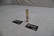 Brass Vape Pieces AFTER Chrome-Like Metal Polishing - Brass Polishing