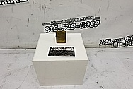 Brass Zippo Lighter BEFORE Chrome-Like Metal Polishing and Buffing Services / Restoration Services - Brass Polishing