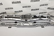Steel Bumper AFTER Chrome-Like Metal Polishing and Buffing Services / Restoration Services
