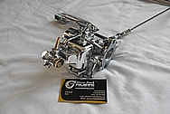 Aluminum Carburetor AFTER Chrome-Like Metal Polishing and Buffing Services / Restoration Services