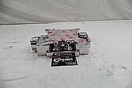 1964 Ford Fairlane 4100 Carburetor / Hardware AFTER Chrome-Like Metal Polishing