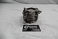 Harley Davidson Aluminum Carburetor BEFORE Chrome-Like Metal Polishing / Restoration