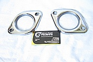 Steel Exhaust Clamp AFTER Chrome-Like Metal Polishing and Buffing Services
