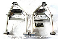 1950 Mercury Lead Sled Steel Control Arms AFTER Chrome-Like Metal Polishing and Buffing Services / Restoration Services