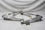 1966 Chevrolet Corvette Aluminum Control Arms - Custom Project AFTER Chrome-Like Metal Polishing and Buffing Services / Restoration Services