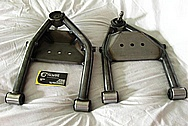 1950 Mercury Lead Sled Steel Control Arms BEFORE Chrome-Like Metal Polishing and Buffing Services / Restoration Services