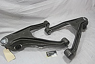 1966 Chevrolet Corvette Aluminum Control Arms - Custom Project BEFORE Chrome-Like Metal Polishing and Buffing Services / Restoration Services