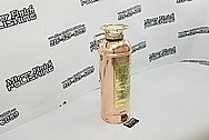 LaFrance New York Fire Equipment Corporation Copper Fire Extinguisher Tank AFTER Chrome-Like Metal Polishing and Buffing Services - Copper Polishing