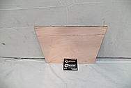 Copper Plate AFTER Chrome-Like Metal Polishing and Buffing Services