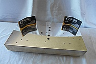 Copper Heat Sink AFTER Chrome-Like Metal Polishing and Buffing Services / Restoration Services