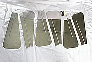Stainless Steel Covers AFTER Chrome-Like Metal Polishing and Buffing Services / Restoration Services