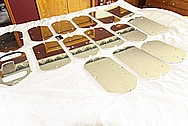 GM Aluminum Valley Pan Cover BEFORE Chrome-Like Metal Polishing and Buffing Services / Restoration Services