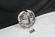 Rear End Aluminum Differential Cover AFTER Chrome-Like Metal Polishing and Buffing Services / Restoration Services