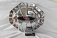 G2 Aluminum Differential Cover AFTER Chrome-Like Metal Polishing and Buffing Services / Restoration Services