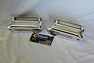 Offenhauser Aluminum Covers AFTER Chrome-Like Metal Polishing and Buffing Services / Restoration Services