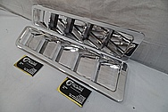 Aluminum Cover AFTER Chrome-Like Metal Polishing and Buffing Services / Restoration Service