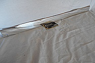 Stainless Steel Cover AFTER Chrome-Like Metal Polishing and Buffing Services / Restoration Service