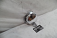 1999 Dodge Viper GTS ACR Aluminum Gas Cap Assembly AFTER Chrome-Like Metal Polishing and Buffing Services - Aluminum Polishing