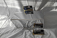 Ford Shelby GT500 Aluminum Cover Piece AFTER Chrome-Like Metal Polishing and Buffing Services - Aluminum Polishing