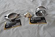 Aluminum Cover Pieces AFTER Chrome-Like Metal Polishing - Aluminum Polishing