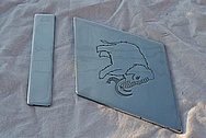 Mammoth Plate AFTER Chrome-Like Metal Polishing and Buffing Services