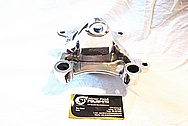 Aluminum Suspension Piece AFTER Chrome-Like Metal Polishing and Buffing Services