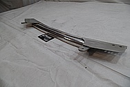 Nissan 300ZX Aluminum Crossmember BEFORE Chrome-Like Metal Polishing and Buffing Services