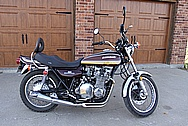 1975 Kawasaki 900 Z1 Motorcycle - For Sale