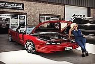 1994 Oldsmobile Cutlass Supreme AFTER Chrome-Like Metal Polishing - Aluminum Polishing - Stainless Steel Polishing - Custom Metal Mirror Polishing