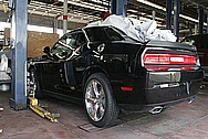 Dodge Challenger Aluminum Wheels AFTER Chrome-Like Metal Polishing and Buffing Services