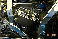 Brake Fluid Reservoir Cover AFTER Chrome-Like Metal Polishing and Buffing Services / Restoration Services