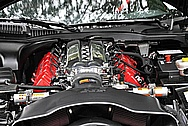 Naders Dodge Viper 8.3L Aluminum V10 Intake Manifold AFTER Chrome-Like Metal Polishing and Buffing Services