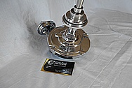 Aluminum Distributor AFTER Chrome-Like Metal Polishing and Buffing Services / Restoration Services