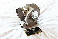 Aluminum V8 Distributor Housing BEFORE Chrome-Like Metal Polishing and Buffing Services