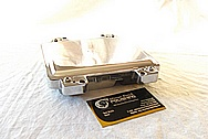 Pontiac GTO Aluminum ECU Computer AFTER Chrome-Like Metal Polishing and Buffing Services