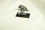 Steel Fuel Pressure Regulator AFTER Chrome-Like Metal Polishing and Buffing Services
