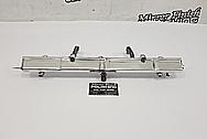 Aluminum Fuel Rail AFTER Chrome-Like Metal Polishing and Buffing Services - Aluminum Polishing