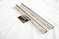 Ford Mustang V8 FAST Aluminum Fuel Rails AFTER Chrome-Like Metal Polishing and Buffing Services