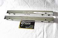 Edelbrock Aluminum Fuel Rails AFTER Chrome-Like Metal Polishing and Buffing Services / Restoration Services