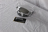 1996 - 2002 Dodge Viper V10 8.3L Aluminum Gas Cap AFTER Chrome-Like Metal Polishing and Buffing Services