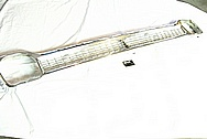 1966 Chevy Truck Aluminum Grille AFTER Chrome-Like Metal Polishing and Buffing Services Plus Dent Removal Services and Painting Services