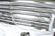 Aluminum Front Grille AFTER Chrome-Like Metal Polishing and Buffing Services / Restoration Services