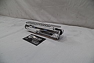AR-15 Aluminum Upper AFTER Chrome-Like Metal Polishing - Aluminum Polishing