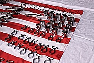 U.S. Military Springfield M1903A3 Stainless Steel Rifles and Accessories AFTER Chrome-Like Metal Polishing and Buffing Services