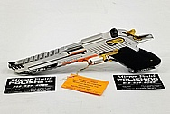 Brand New, Never Fired, Desert Eagle 50 Caliber AFTER Chrome-Like Metal Polishing and Buffing Services - Stainless Steel Polishing - Gun Polishing